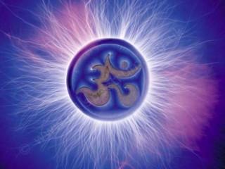 Kirlian Aum Symbol